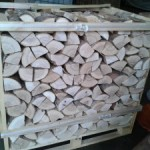 Firewood 1m3 Crates of 100% Kiln Dried ASH £136.00 collected, £160 delivered or 2 crates for £300 delivered  on transit tipper truck